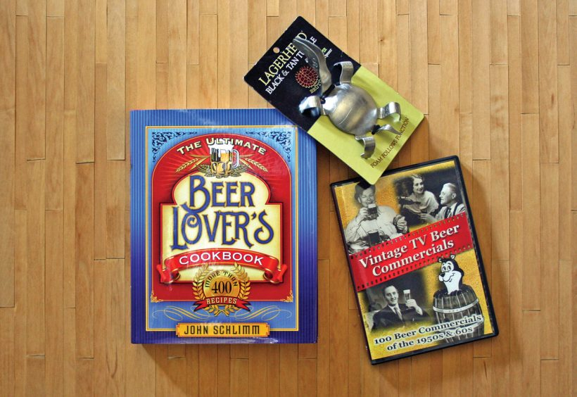 DVD: Vintage Beer Commercials of the 1950s & 60s