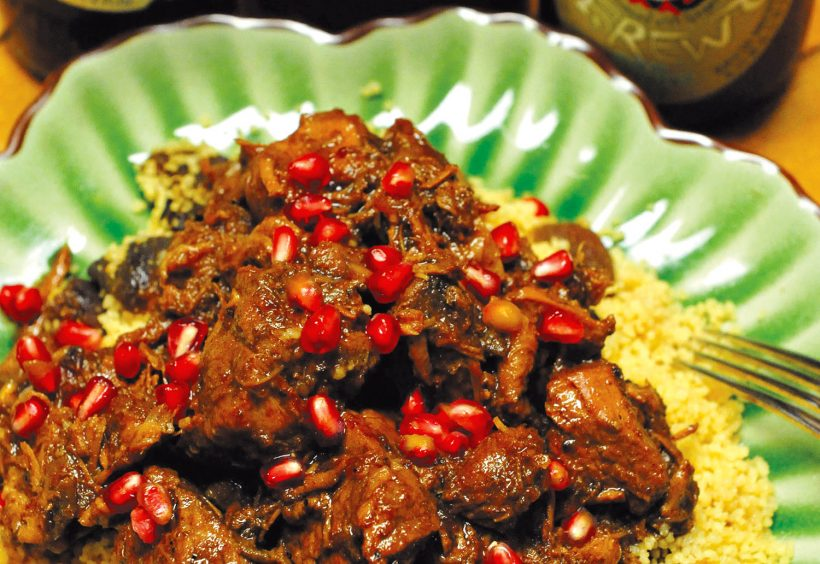Welcome to the kasbah north african beer cuisine beeradvocate could the cuisine of northern africa become the next comfort food its sweet and savory components playing off the sensuality of eating with your hands may forumfinder Choice Image