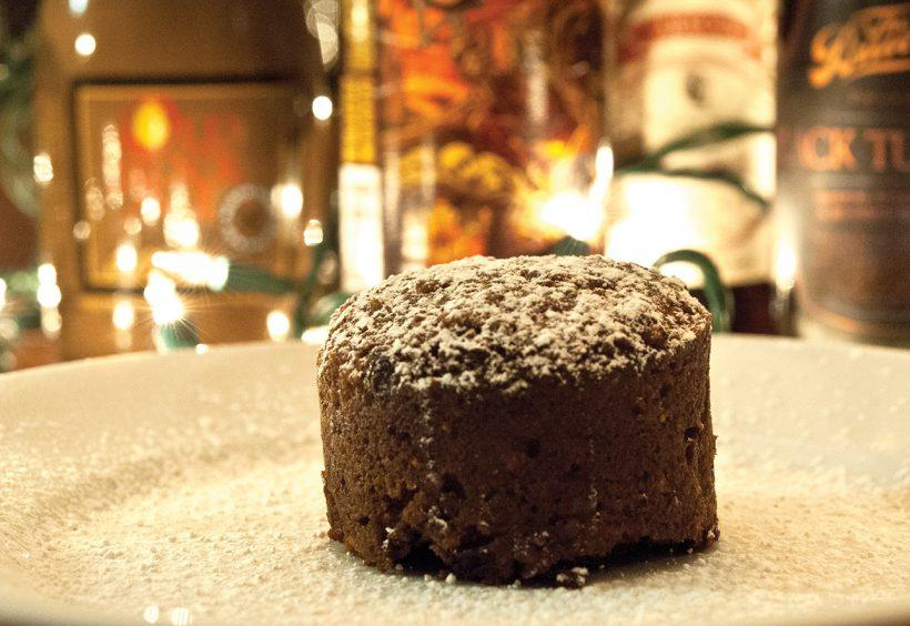 Christmas Puddings à la Bière Cuisine