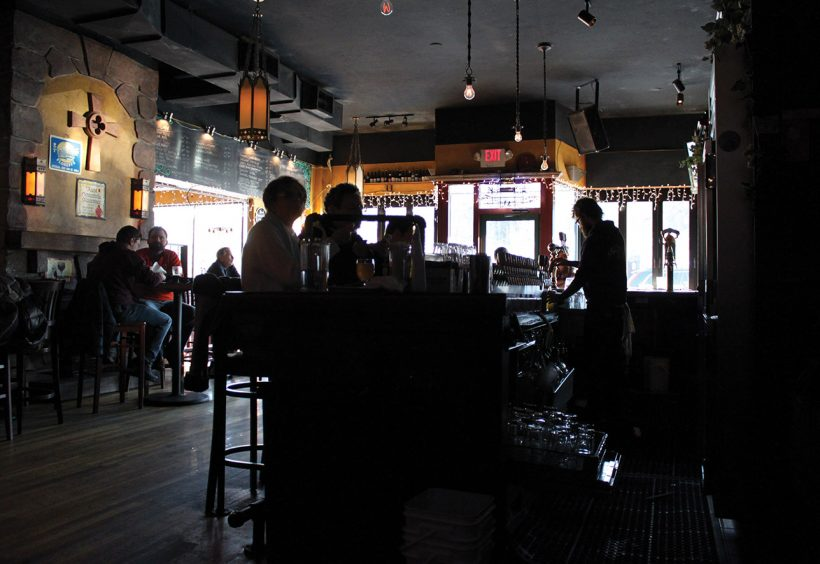 The Boston Areau0027s First Gastropub Was Born On July 11th, 2002. David  Ciccolo Was Making Beer For Tremont Brewing And Bartending To Help Pay The  Bills.