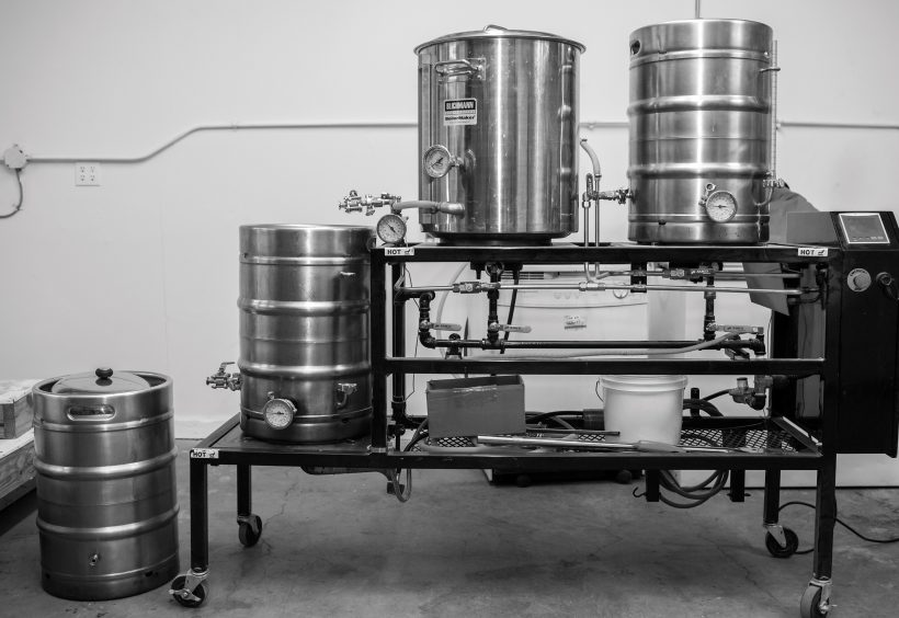 Flying High Pilot Systems Guide The Way At Breweries