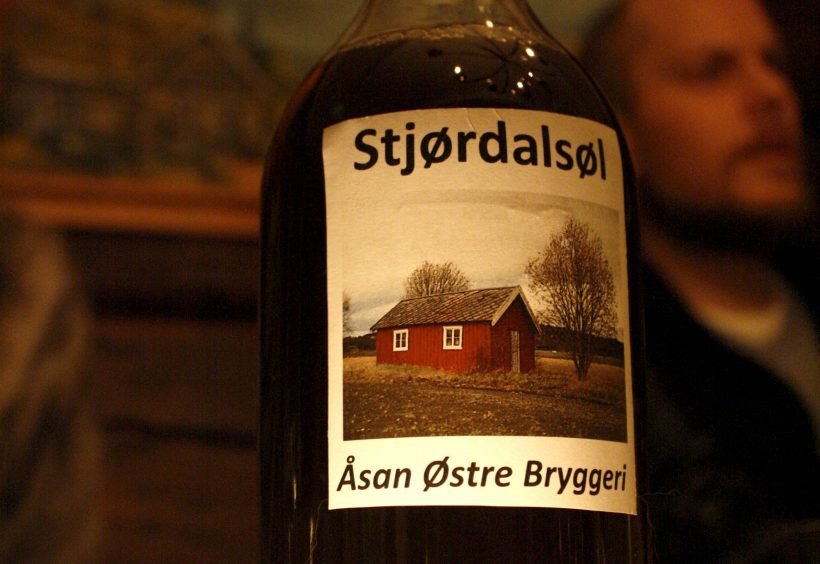 Stjørdalsøl: Behind the Smoke, an Old Beer Style Thrives in