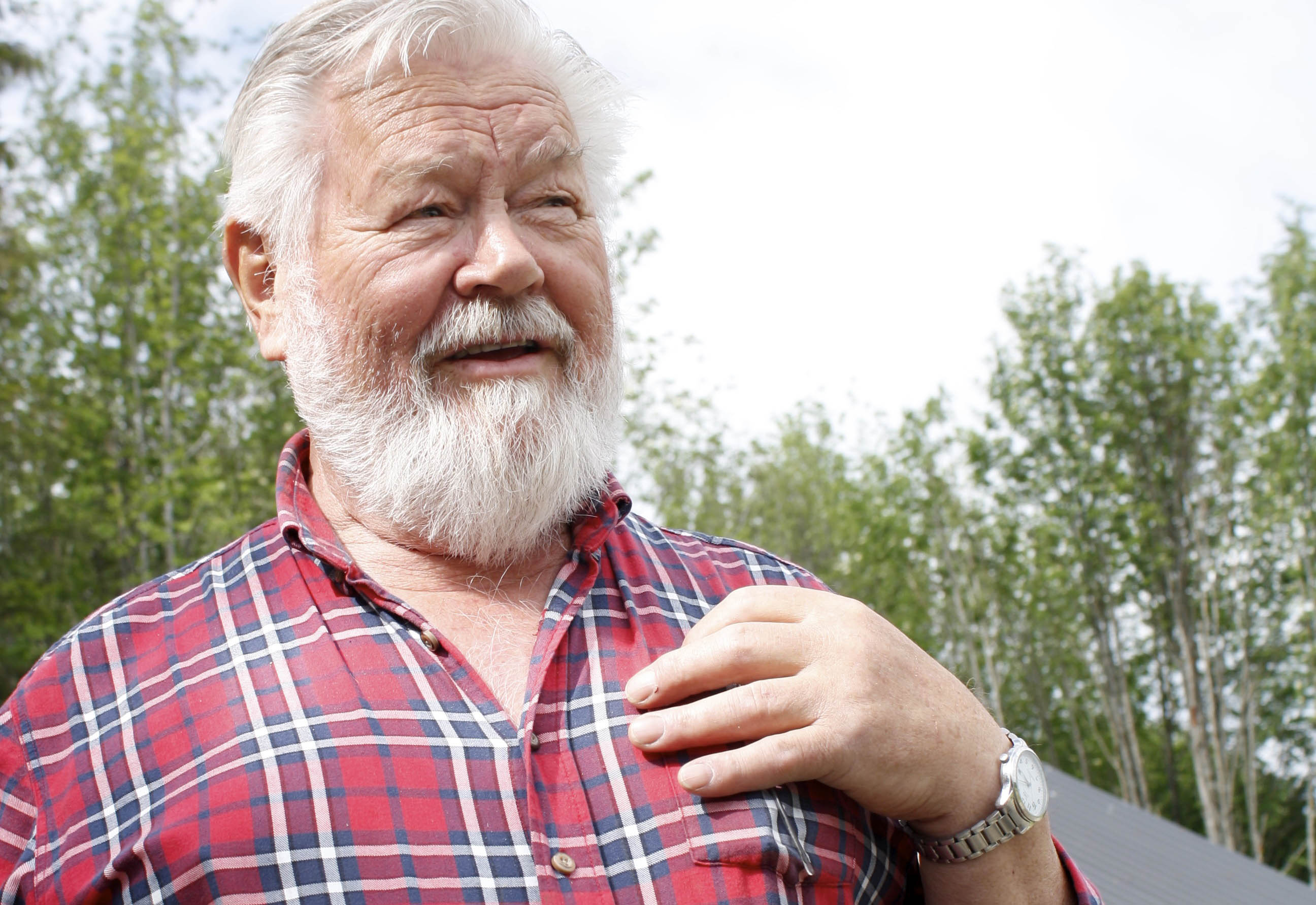 Morten Granås is one of the better known brewers in the area.