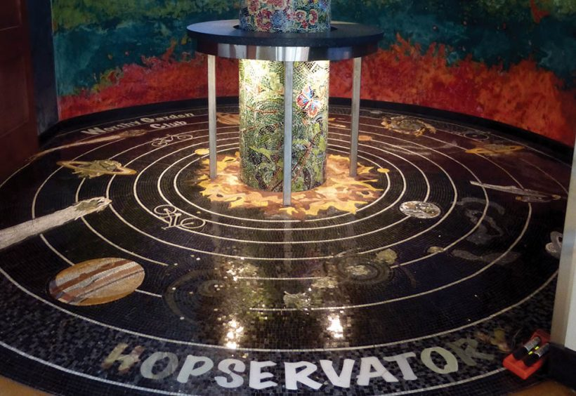 Worthy Brewing Opens Country's First Hopservatory