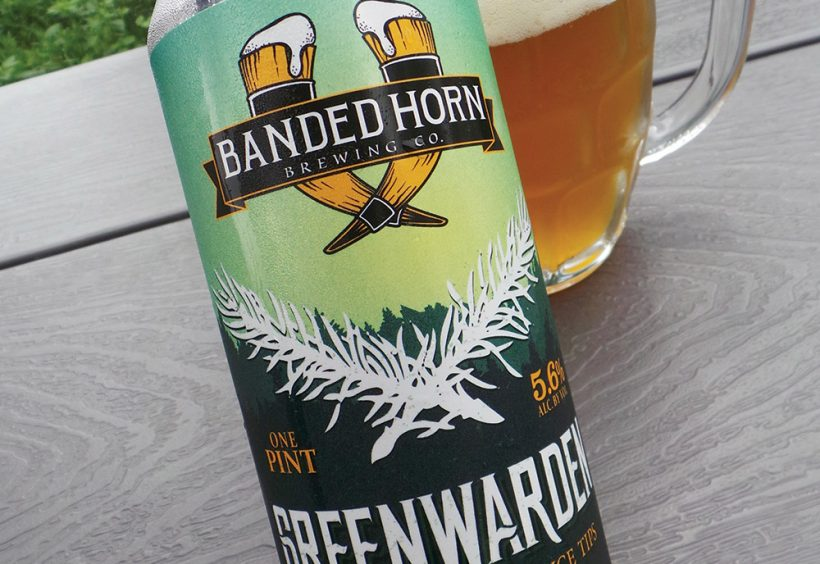 Banded Horn Brewing Company S Greenwarden Beeradvocate