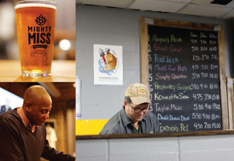 Craft breweries to visit in Mississippi