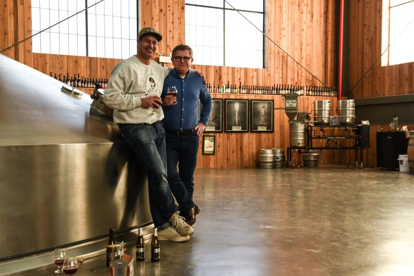 Rodenbach and Dogfish Head to Produce First Collaboration in Famed Belgian Brewery's History