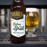 Drake's Brewing Brightside Extra Brut IPA
