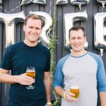 Patrick Murtaugh and Eric McKay of Hardywood Park Craft Brewery