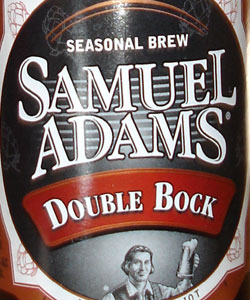 Samuel Adams Double Bock from the Boston Beer Company