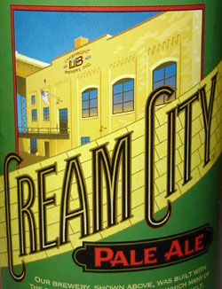 Lakefront Brewery Cream City Pale Ale