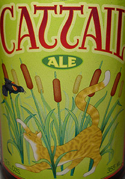 Lakefront Brewery: Cattail Ale