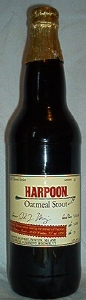 Harpoon 100 Barrel Series #01 - Oatmeal Stout