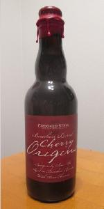 Crooked Stave Origins - Bourbon Barrel Cherry