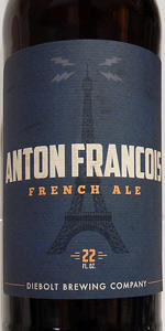 Anton Francois French Ale