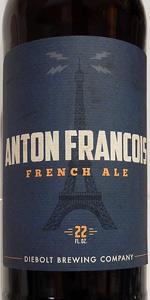 Anton Francois French Ale