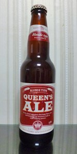 Queen's Ale – Blonde Type