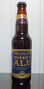 Queen's Ale – Extra Bitter Type