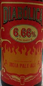 Diabolica India Pale Ale 6.66%