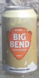 Big Bend Hefeweizen