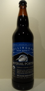 Bellingham Beer Week #2 Imperial Porter
