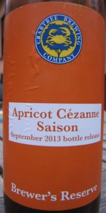 Apricot Cézanne Saison
