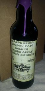 Grande Negro Voodoo Papi - Laird's Apple Brandy Barrel Aged