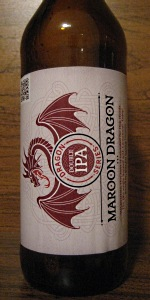 Dragon Series Maroon Dragon Double IPA