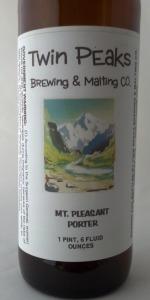 Mt. Pleasant Porter