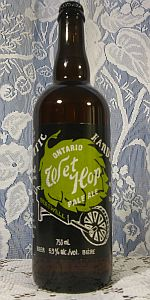 Nickel Brook Ontario Wet Hop Pale Ale