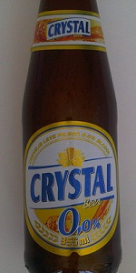 Crystal Beer 0,0%