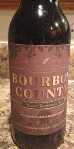 Bourbon County Brand Barleywine Ale