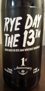Ryeday The 13th