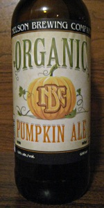 Organic Pumpkin Ale