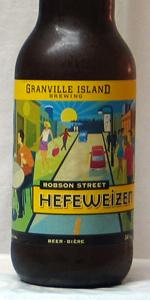 Sunshine Coast Hefeweizen