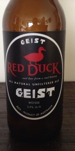Red Duck Geist