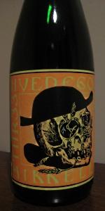 Mikkeller/Three Floyds Hvedegoop BA Malaga Wine Edition