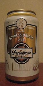 Goddess Golden Ale