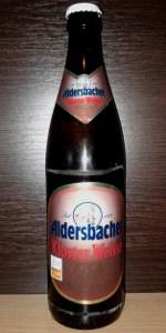 Aldersbacher Kloster Weisse Dunkel