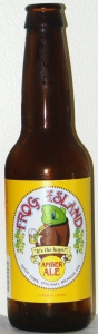 Frog Island Amber Ale (brewed By Stoney Creek)