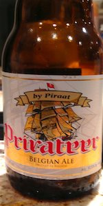 Privateer Belgian Ale By Piraat