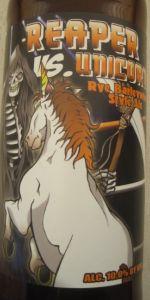Reaper Vs. Unicorn