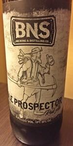 Ole Prospector