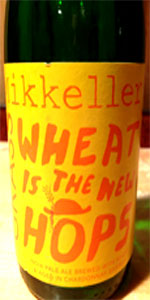 Mikkeller / Grassroots Wheat Is The New Hops (Chardonnay Barrel Aged)