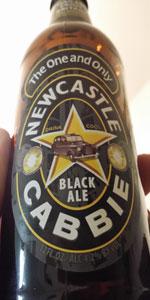 Newcastle Cabbie Black Ale