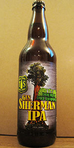 Double Dry Hopped General Sherman IPA