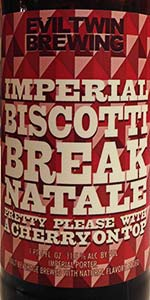 Imperial Biscotti Break Natale Pretty Please With A Cherry On Top
