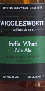 India Wharf Pale Ale