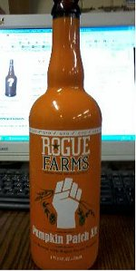 Rogue Farms GYO Pumpkin Patch Ale
