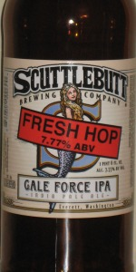 Gale Force IPA (Fresh Hop)